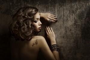 Tijdelijke Tattoo met Airbrush